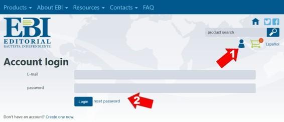 Password English 1