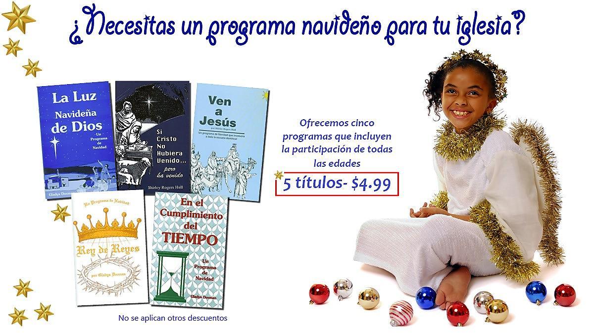 Christmas program special 2017 (Spanish)