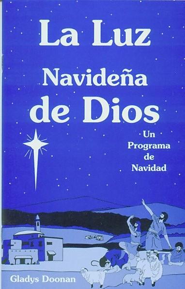 La Luz Navideña de Dios