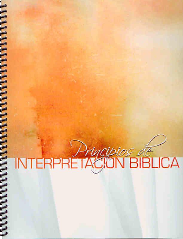 Principles of Bible Interpretation (Spanish)