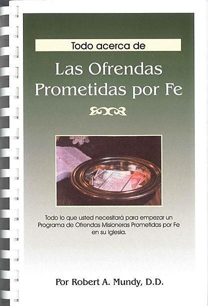 Las Ofrendas Prometidas por Fe