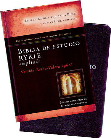 Ryrie Study Bibles amplified (Spanish)