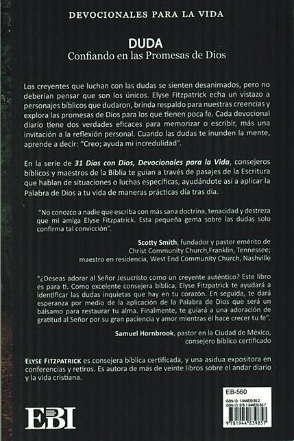 Doubt (Spanish)