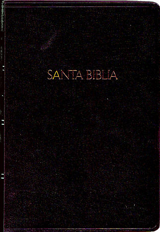 Super giant print Bible (Spanish)