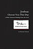 Teen Drama Joshua:  Choose You This Day