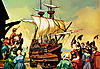Landing of The Pilgrim Fathers