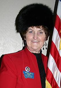President Shirley Herrin 2016