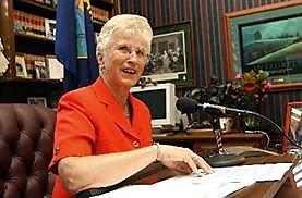 Gov Judy Martz