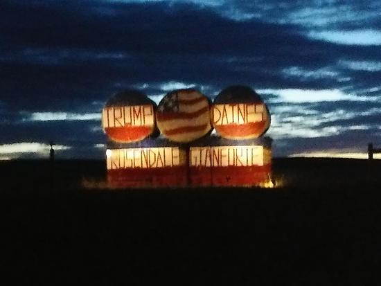 Dawson County RW night