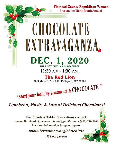 Annual Chocolate Extravaganza