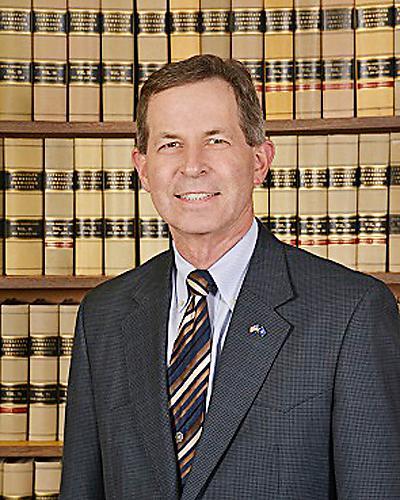 Brad Johnson PSC
