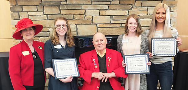 LCRWHelena 2019 Scholarship Winners
