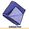 Blue/Blue Furniture Pad SINGLE