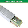 E-Track Heavy Duty Load Bar 96""