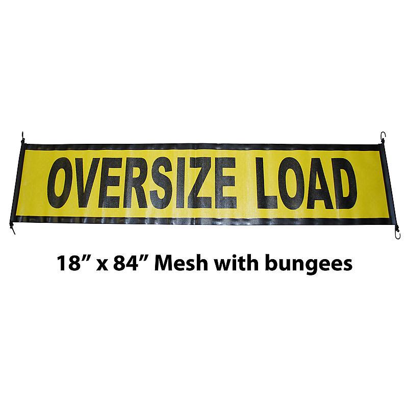 Mesh Oversize Load