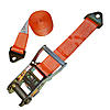 "2"" Custom HD Ratchet Strap with Floor Anchor Mount"