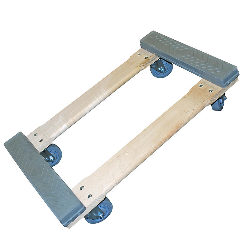 """18"""" x 30"""" Rubber Capped Dolly"""