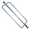 Heavy Duty Round Ratcheting Bar w/Welded Feet & Hoops