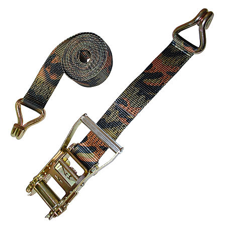 CAMO Ratchet Straps