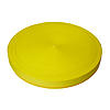 "2"" 6,000 Yellow Polyester Webbing"