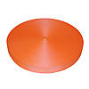 "2"" 6,000 Orange Polyester Webbing"