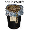 "5/16"" x 550' G70 Transport Binder Chain"