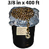 "3/8"" x 400' G70 Transport Binder Chain"