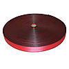 "2"" 12,000 Red Polyester Webbing with Edge Protector"