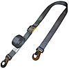 "2"" Cambuckle Strap with Flat Snap Hooks"