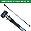 Heavy Duty Pickup Ratcheting Bar w/Welded Feet