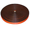 "2"" 12,000 Orange Polyester Webbing with Edge Protector"