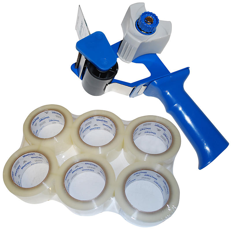 Packing Tape and Dispenser KIT