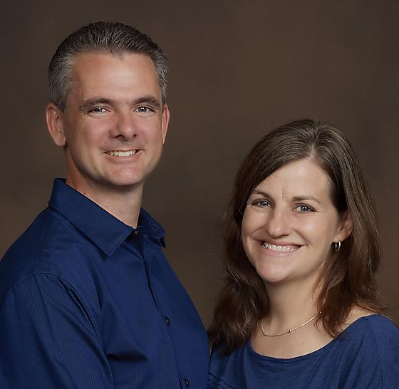 Gerald and Julie