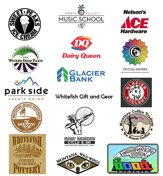 Thanks to our Sponsors and Partners for a successful Summer Reading Challenge
