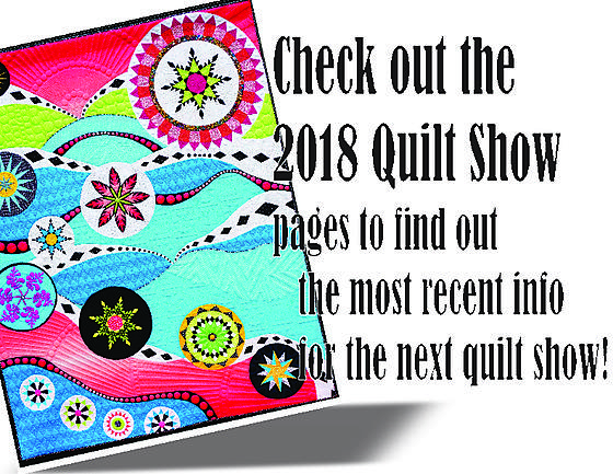 2018 quilt show tab