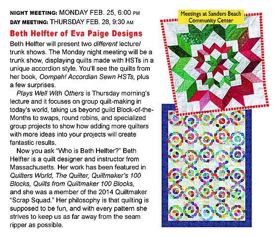 Feb Meetings