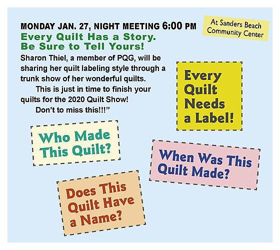 jan night meeting