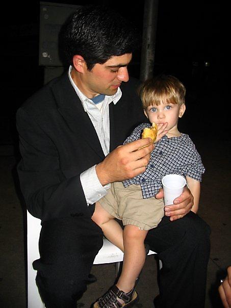 David in Argentina