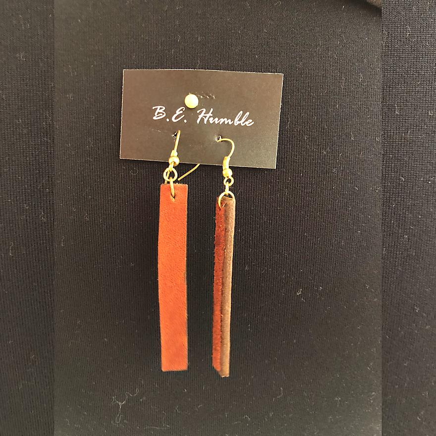 Long Dangling Earrings