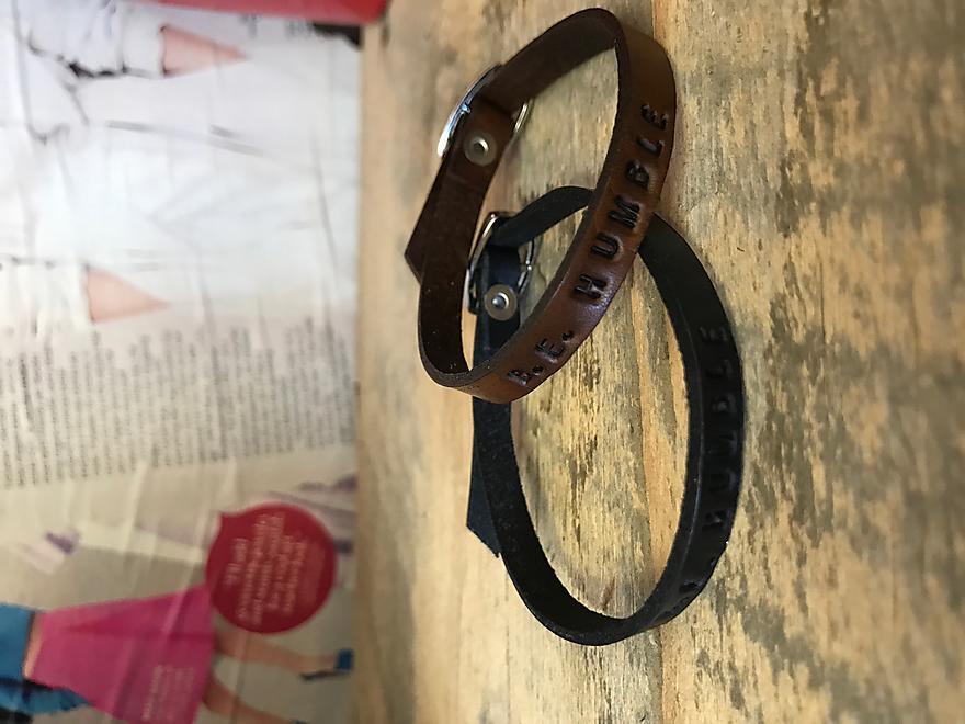 B.E. Humble Custom Bracelet
