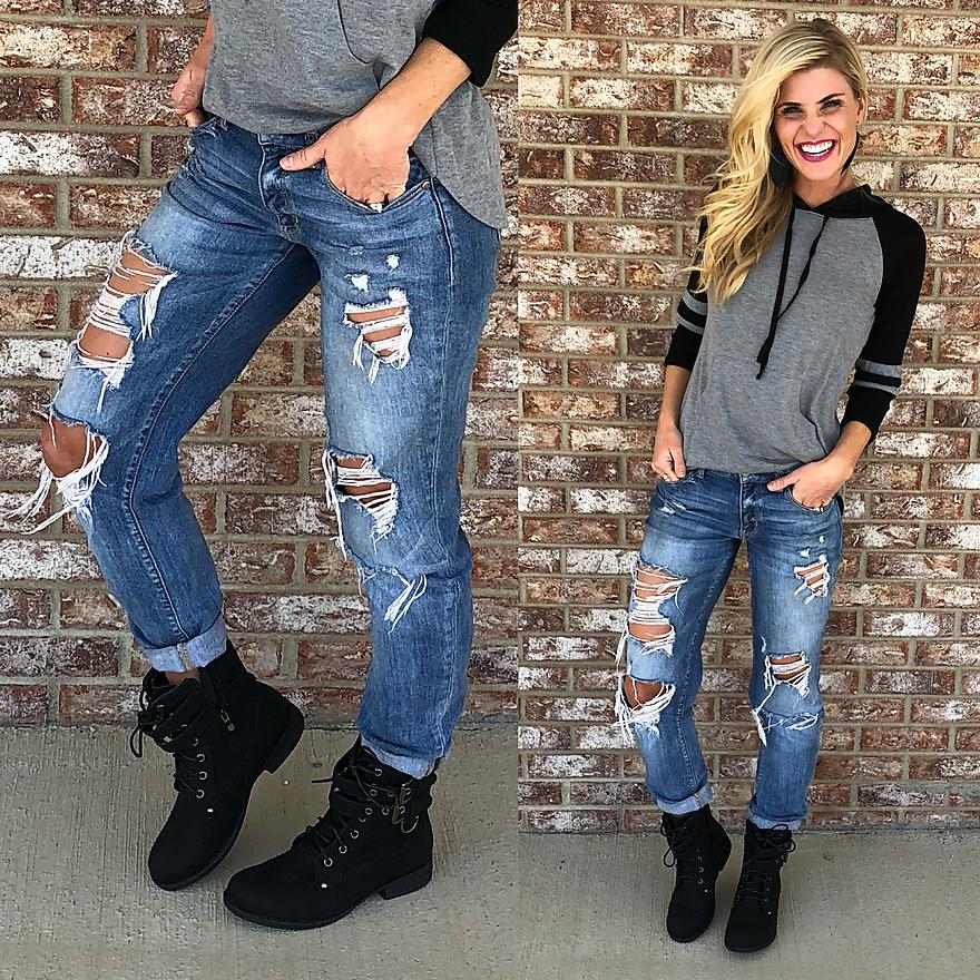 Combat Boots (black)