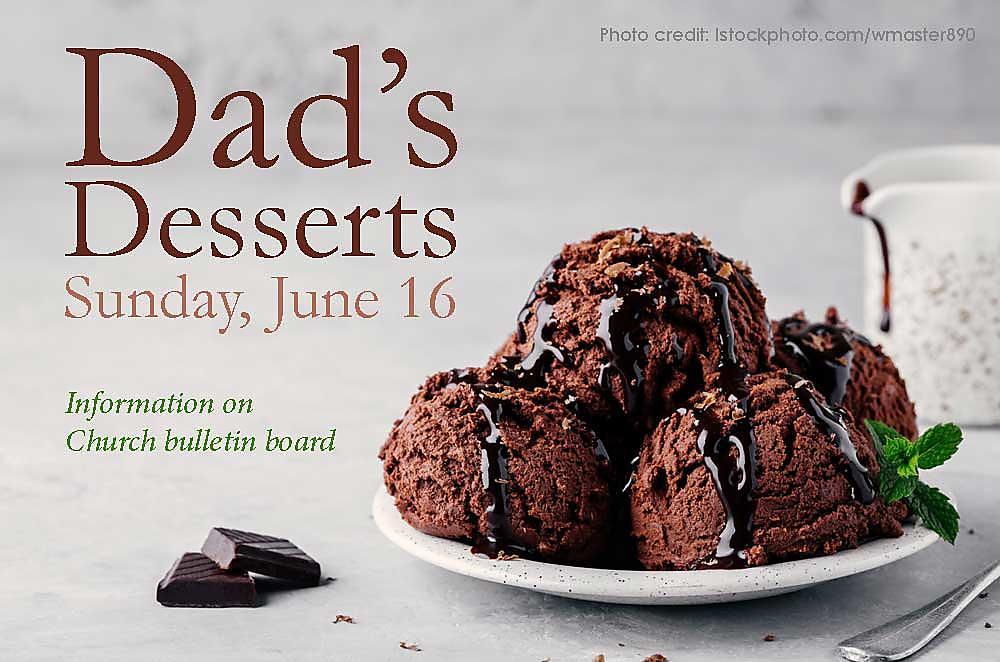 Dad8217s Desserts
