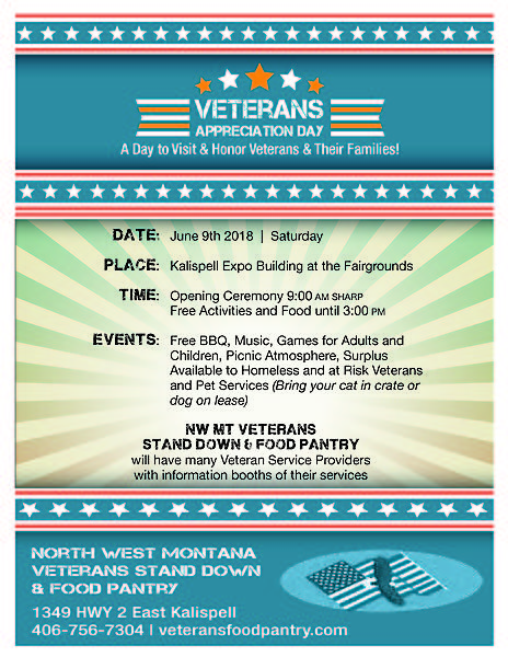 Veterans Appreciation Day BBQ 2018