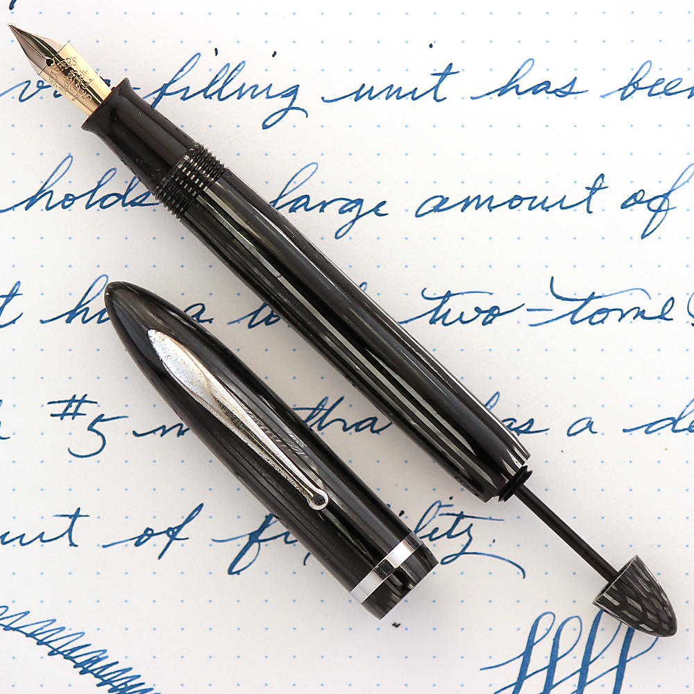 Sheaffer Balance Admiral c 1940 with Semiflex Feather Touch nib